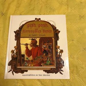 Posh Posh Said Hieronymus Bosch By Nancy Willard